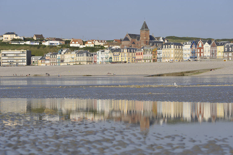 Mers les bains plage for Hotel mer les bains